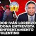 El comunicador Ramón Tolentino, suspendido del programa radial tras impase con senador Yván Lorenzo