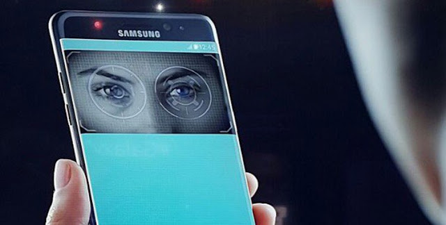 Samsung Galaxy S9 will be coming with Iris Scanner for the best security