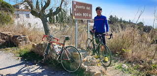 Costa del Sol challenging but rewarding cycling
