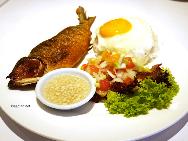 Smoked Golden Tinapa (Smoked Golden Milkfish) - RM26.60