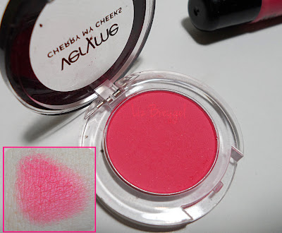 oriflame blush preety pink review