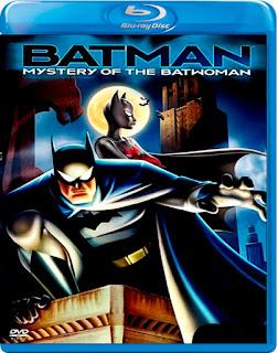 Batman: Mystery of the Batwoman [2003] [BD25] [Latino]