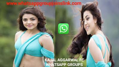 Kajal Agarwal Fans WhatsApp Group Joins Link