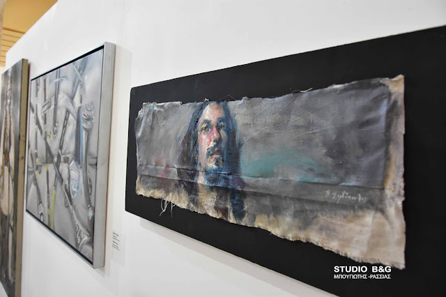 """Μαρία Ράλλη: 25 σύγχρονοι καλλιτέχνες στο Ναύπλιο μας καλούν στον """"Τόπο Μνήμης του Αγώνα!"""""""