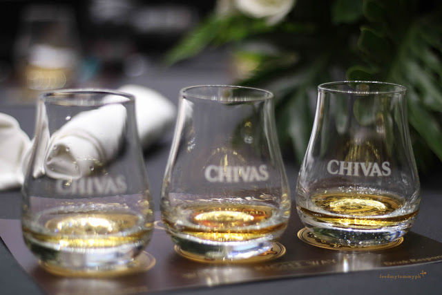 Sláinte Mhath to Chivas Regal