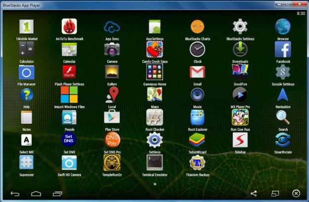 تحميل برنامج تشغيل تطبيقات الاندرويد على الكمبيوتر مجانا