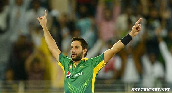Shahid Afridi In T20 squad against West Indies Fair Chance