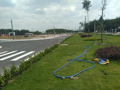 370 triệu/nền Bán đất KHU ĐÔ THỊ gần BECAMEX Bình Phước