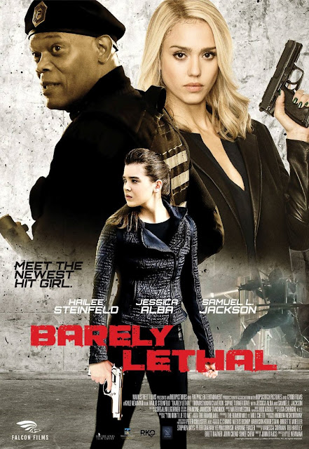 Film Barely Lethal (2015)