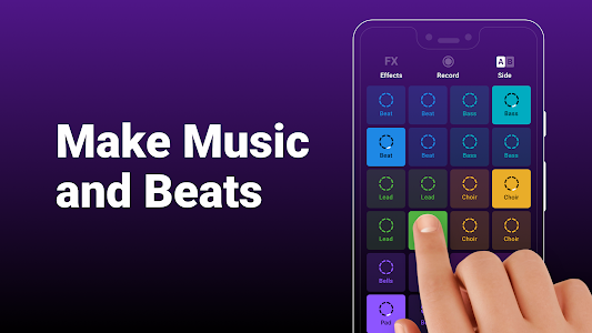 Groovepad - Music & Beat Maker 1.2.0 | Premium