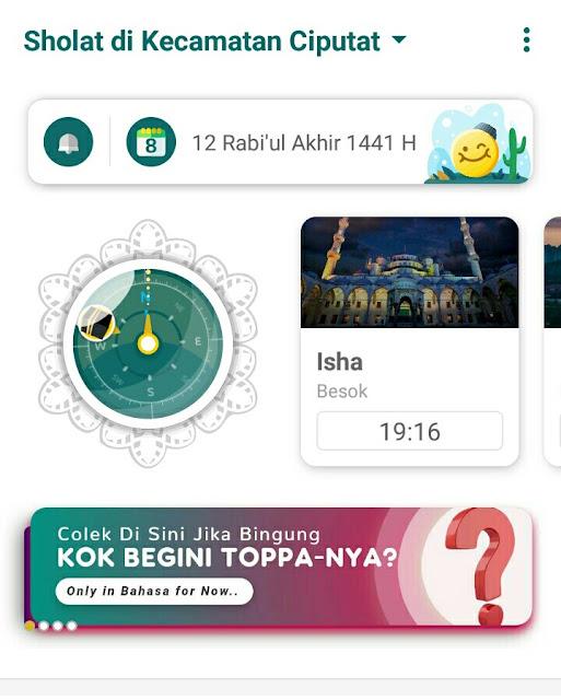 Alarm Adzan Otomatis Muslim Indonesia 2020 Toppa