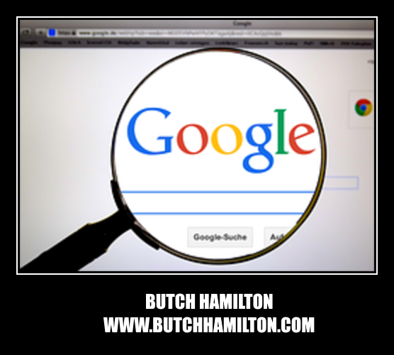 Search Engine Optimization Services by Butch Hamilton