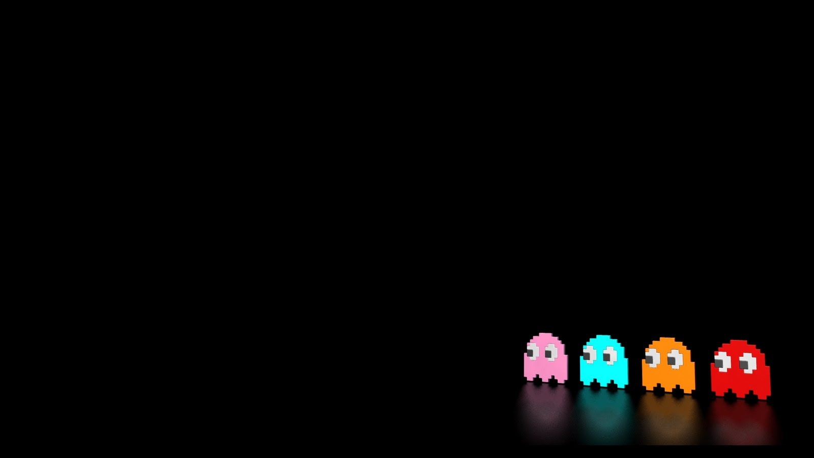 Ghost Windows 7 Desktop Backgrounds
