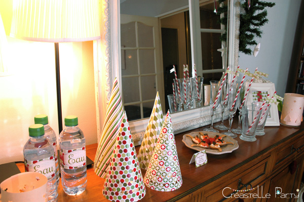 Sweet table Noël / Evergreen Christmas