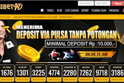KOIBET4D - Situs Agen Togel Online & Judi Slot Online Deposit Pulsa Tanpa Potongan