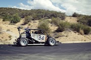 Homemade Hill Climb Car