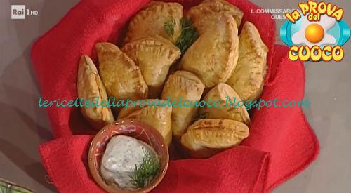 Empanadillas de carne ricetta Povedilla da Prova del Cuoco