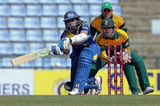 Hashim Amla 101 - Tillakaratne Dilshan 86 - Sri Lanka vs South Africa 2nd ODI 2014 Highlights