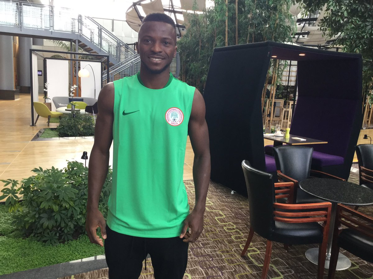 Olanrewaju, Ndidi Join Super Eagles Camp