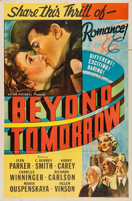 Poster - Beyond Tomorrow (1940)