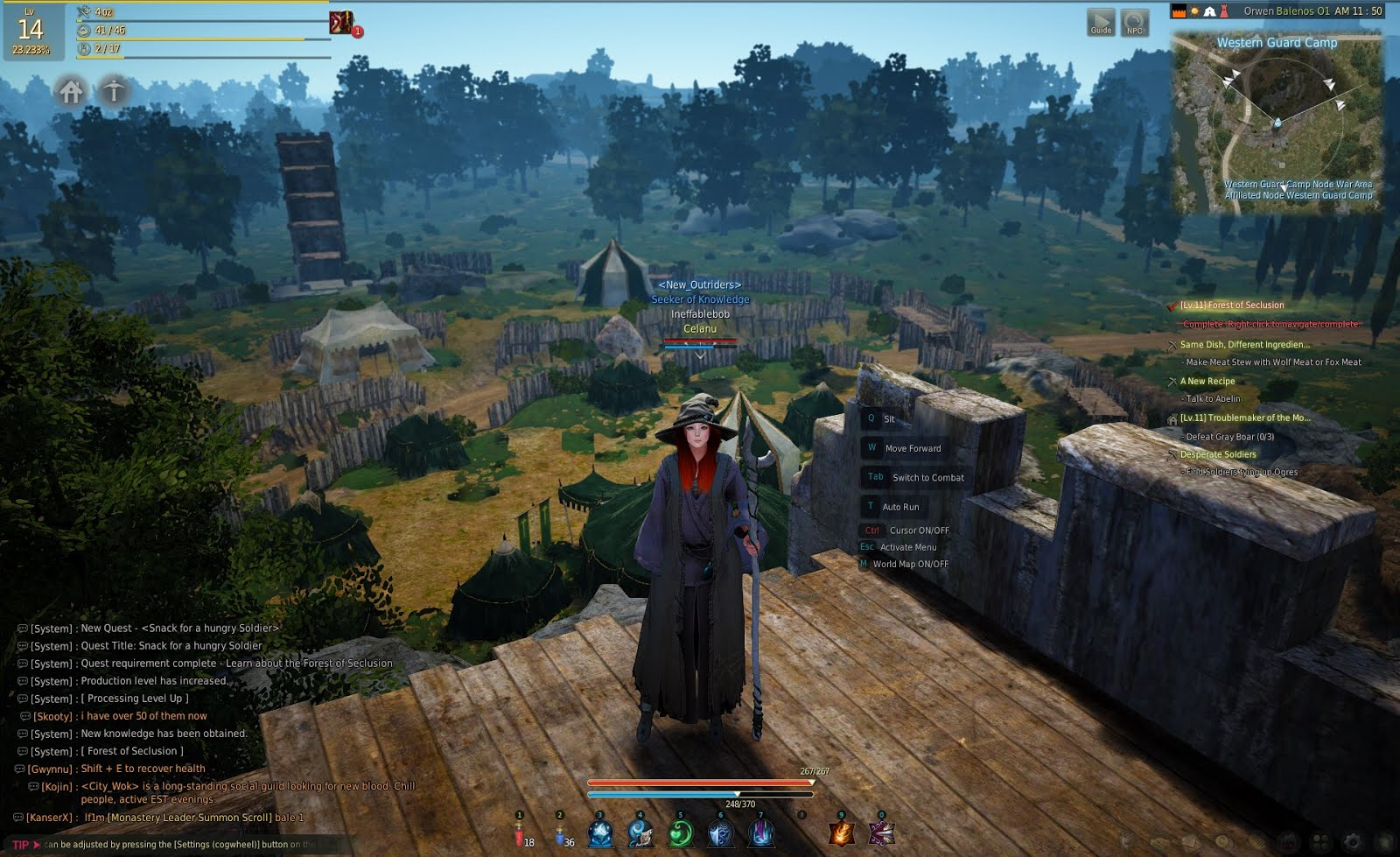 Bdo less crowded server
