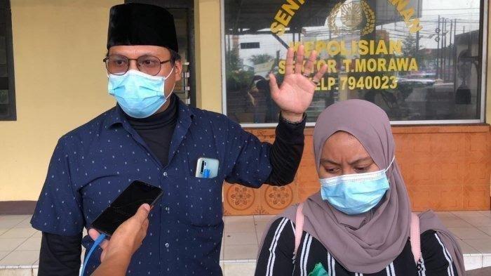 Kembalikan Handphone Temuan, Wanita Ini Ditahan dan Diperas Oknum Polisi Rp 35 Juta