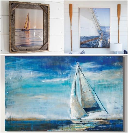 Sailing Sailboat Art Prints Ideas