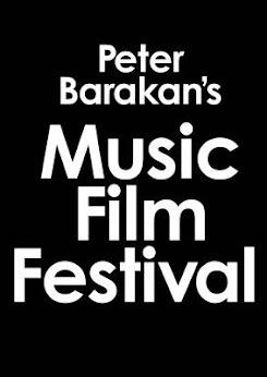 Peter Barakan's Music Film Festival