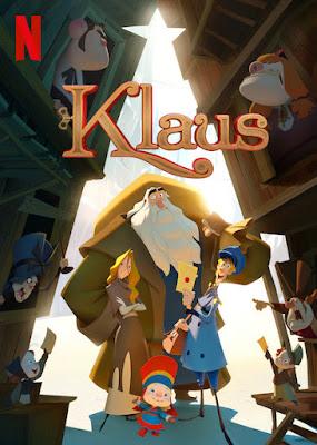 La leyenda de Klaus (2019) Dvdrip Latino [Mega]