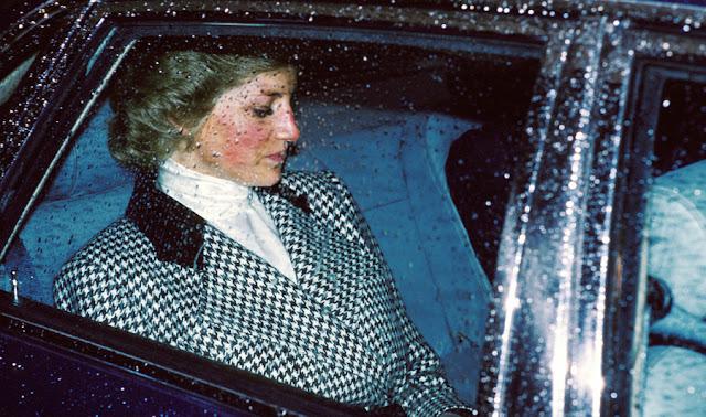 Неисправный ремень, загадочный труп и странная экспертиза: Как погибла принцесса Диана