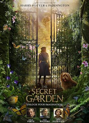 Fantasy movie of 2020 The Secret Garden Image