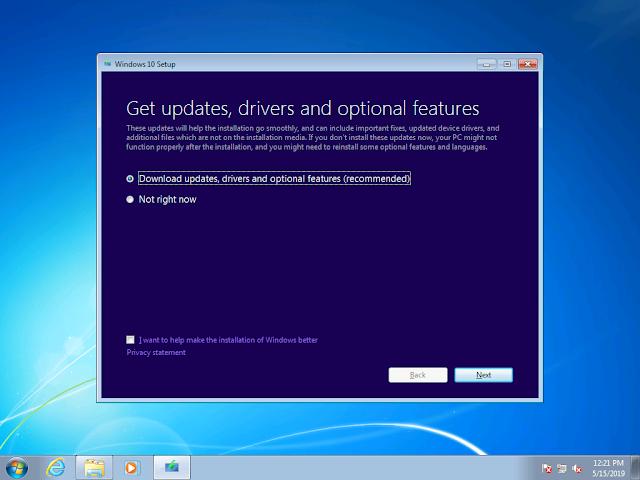 خطوة بخطوة لطريقة التحديث إلى الويندوز 10 مجانًا إذا كان لديك الويندوز 7 أو 8 Windows-7-to-windows-10-upgrade-manual-media-3