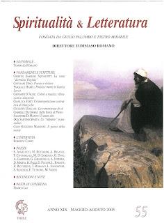 Recuperi/27 - AA.VV., Spiritualità & Letteratura, n. 55