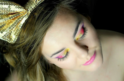 New Year Eve Makeup II