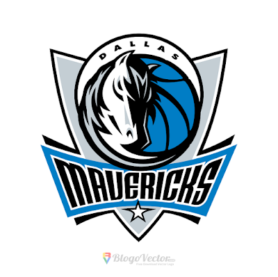 Dallas Mavericks Logo Vector