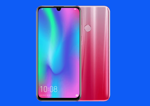Honor 10 Lite now official, features 6.21-inch screen with tiny notch and GPU Turbo 2.0