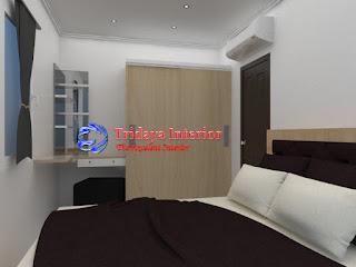 interior-apartemen-mediterania-kemayoran-2-bedroom