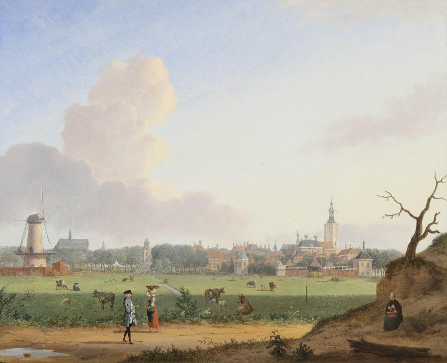 Jan ten Compe (1713-1761) Dutch Landscape Painter ~ Blog of an Art