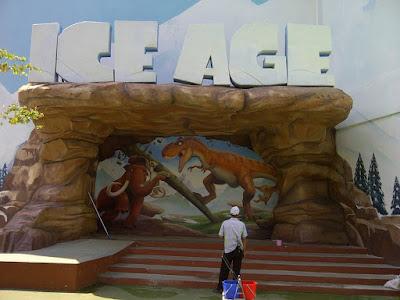Mural Jogja, mural 3D Trick Art