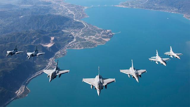 Ελληνοτουρκικά – Αιγαίο: Η πρώτη πτήση των Rafale – Βίντεο μέσα από το κόκπιτ!
