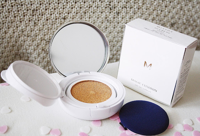 Sakurakotoo Missha M Magic Cushion No.21