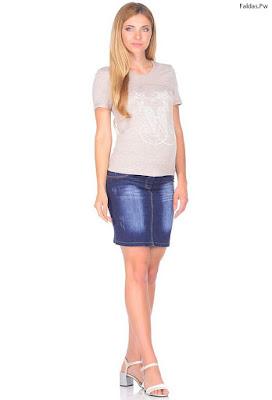Faldas para Embarazadas