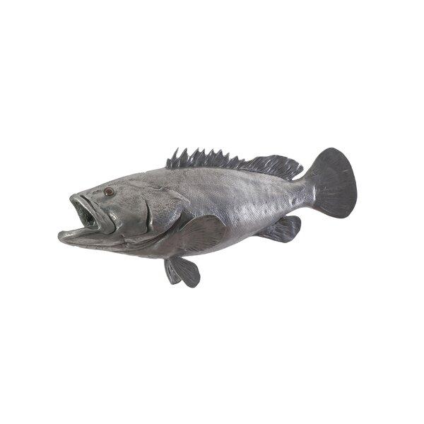 Estuary Cod Fish Wall Decor