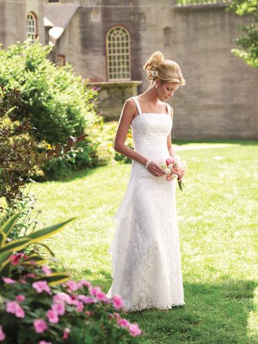 Michael Wedding Gowns US: Creative Outdoor Wedding Dresses