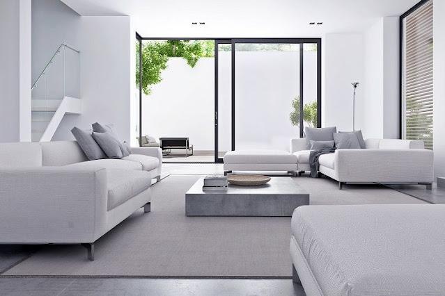 Thiết kế căn hộ chung cư diện tích 45m2 bị hạn chế về không gian bày trí nội thất