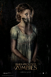 Sinopsis Film Pride and Prejudice and Zombies Feb 2016