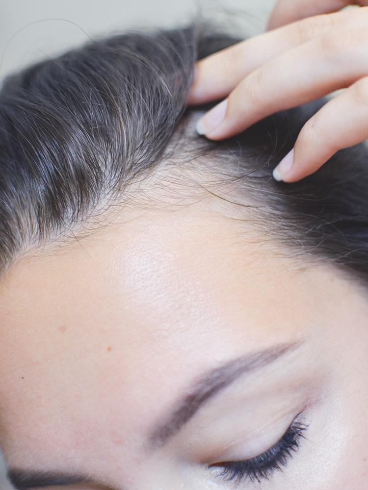 olejek miętowy na porost włosów