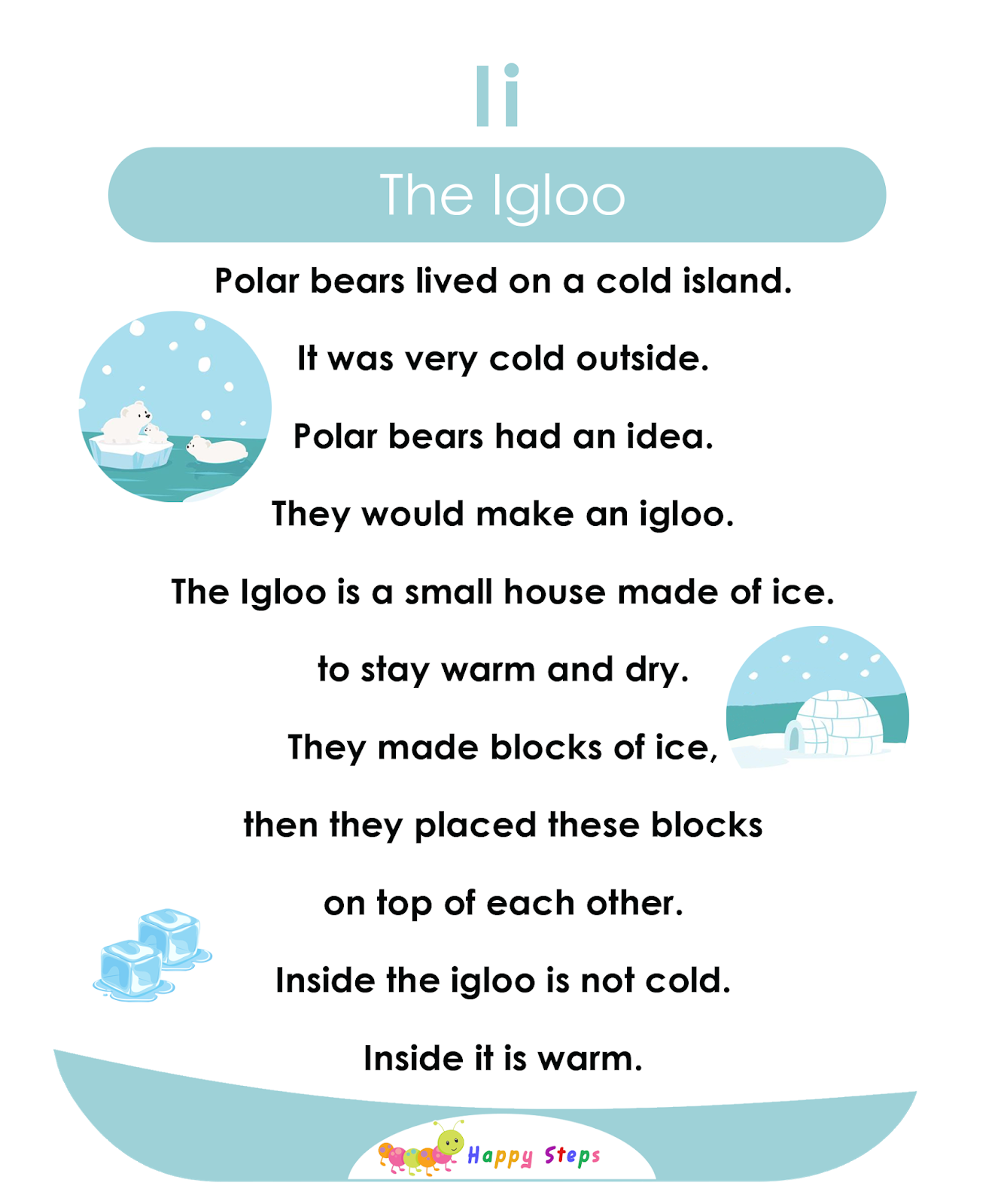 The Igloo Alphabet Stories