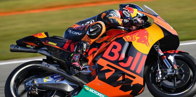 Moto KTM MotoGP