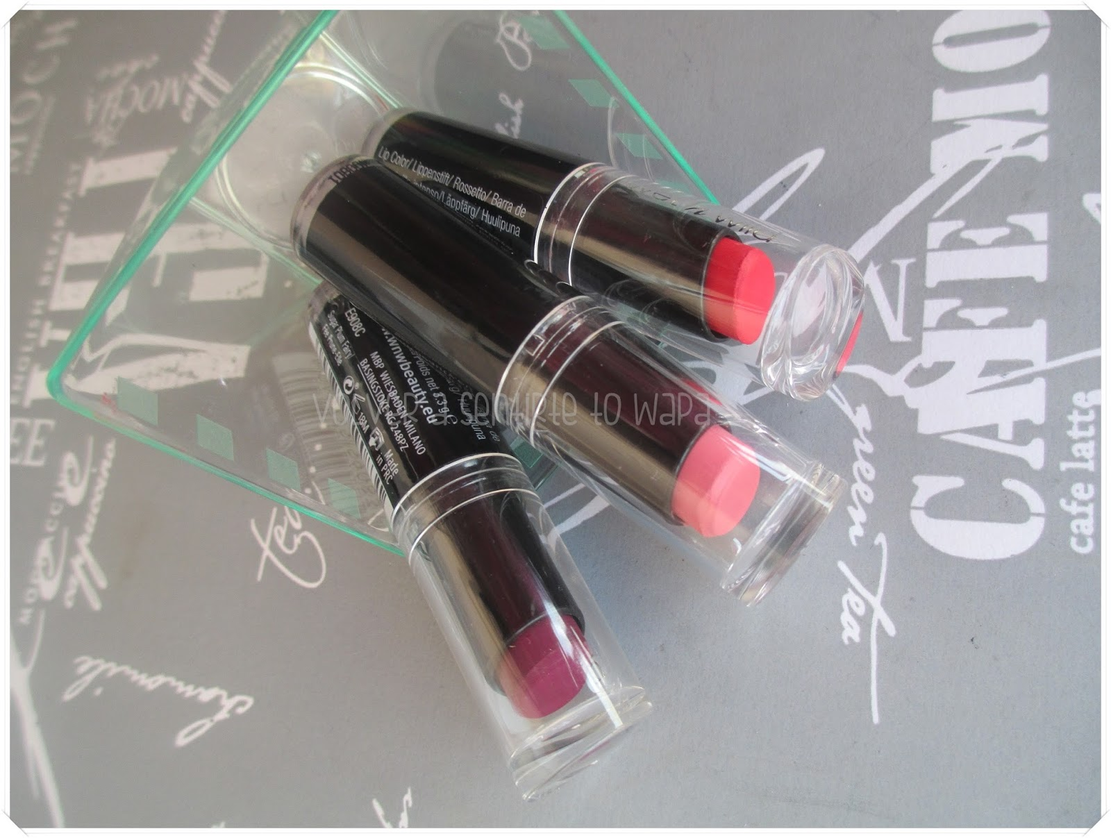 Labiales MegaLast Lip Color de Wet n' Wild